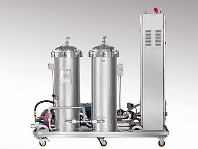 欧洛普大流量过滤器助力液压润滑系统降本增效!