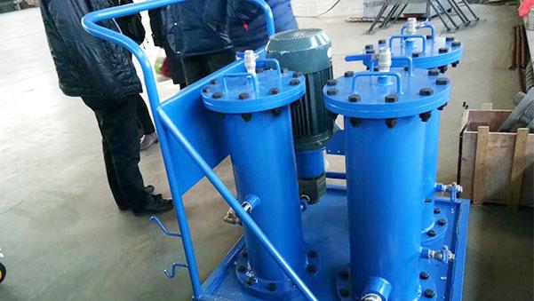 双级真空滤油机和高效真空滤油机区别