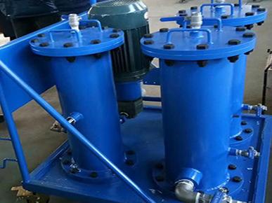 欧洛普高精度多级滤油机的应用