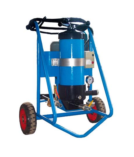 高粘度滤油机
