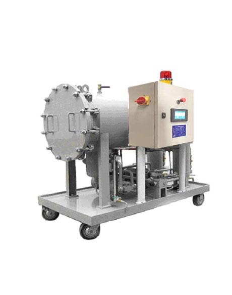 HCP聚结分离滤油机