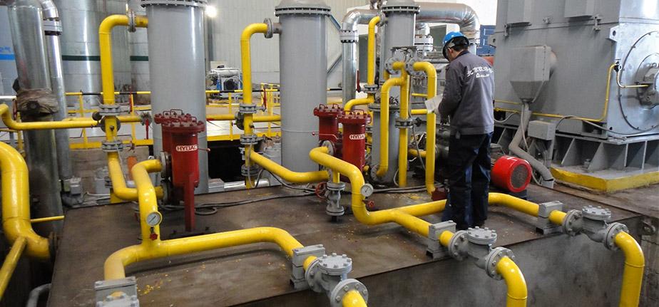 流体污染控制入场服务